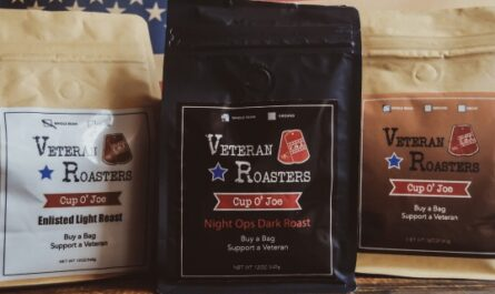 Ultimate Fall Coffee Bundle Veteran Roasters Giveaway