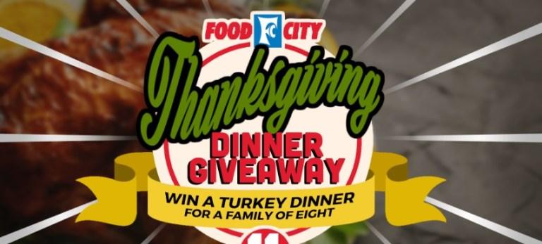 WJHL-TV Thanksgiving Dinner Giveaway