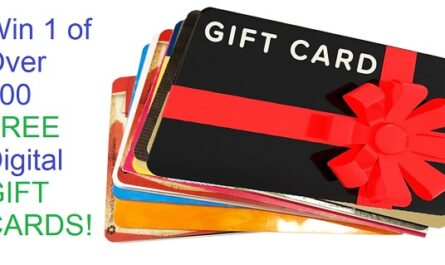 American Water Resources Gift Card Giveaway