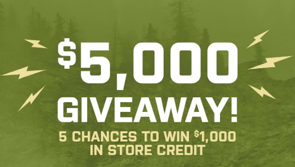 Extreme Terrain Wrangler Holiday Giveaway: Win $1000 Cash