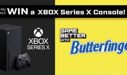 Butterfinger Xbox Series X Sweepstakes