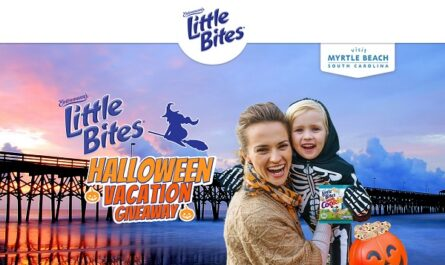 Entenmanns Little Bites Halloween Vacation Giveaway