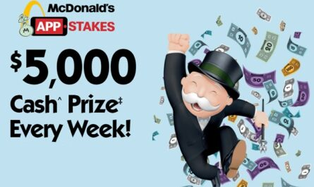 McDonald's Appstakes Sweepstakes