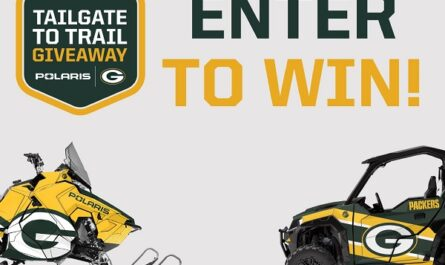 Green Bay Packers Polaris Sweepstakes