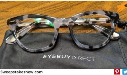 Eye Buy Direct 70 Eyeglasses Giveaway