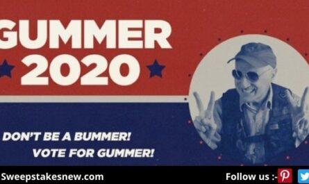 Burt Gummer For President Instant Win Sweepstakes