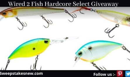 Wired 2 Fish, Hardcore Baits Bundle Giveaway