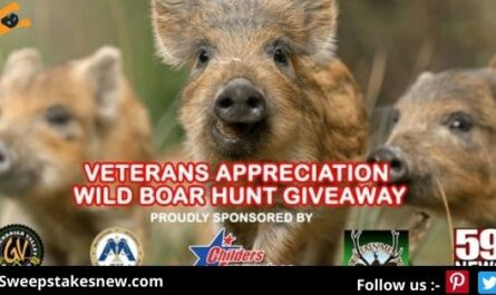 WVNS Veterans Appreciation Boar Hunt Giveaway