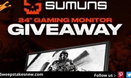 Sumuns Gaming Monitor Giveaway