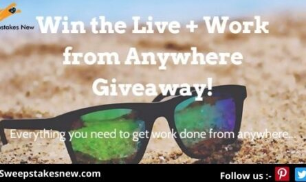 Wine Awesomeness, Work From Anywhere Giveaway