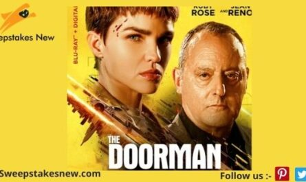THE DOORMAN Blu-ray Giveaway