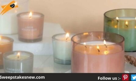Candlelit Christmas Giveaway