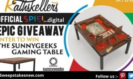 SPIEL.digital EPIC Giveaway