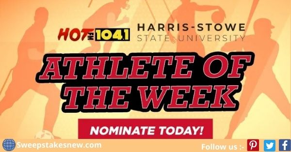 Hot 104.1 WHHL Student Athlete Of The Week 2020 Sweepstakes
