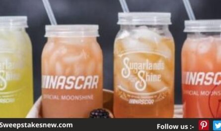 Sugarlands Sips Up to You Sweepstakes