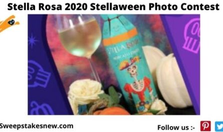 Stella Rosa 2020 Stellaween Photo Contest