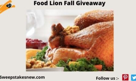 Food Lion Fall Giveaway