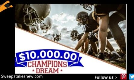 PCH $10,000 Champions Dream Sweepstakes