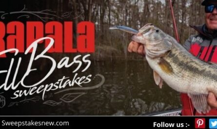Rapala Fall Fishing Sweepstakes