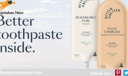 Better And Better Toothpaste For Life Giveaway