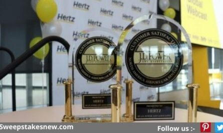 The Hertz Corporation 1Hertz Rental Contest