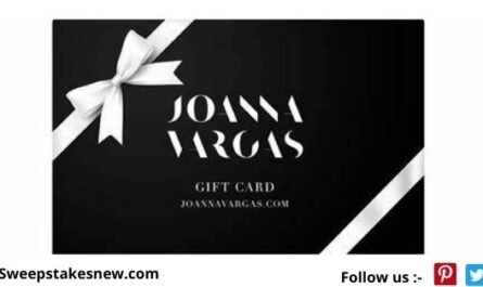 Joanna Vargas Into The Fall $1000 Giveaway