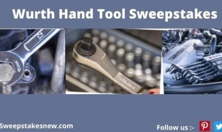 Wurth Hand Tool Sweepstakes