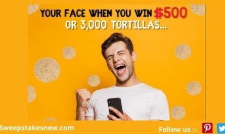 Mission Foods $500 Giveaway