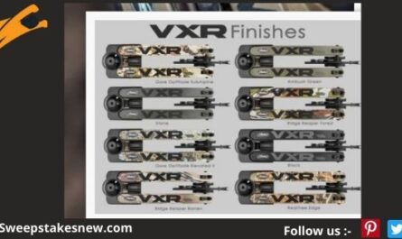 Customize Your Own Mathews VXR Bow Giveaway