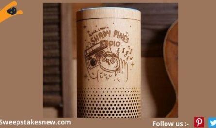 Echo Smart Speaker Giveaway