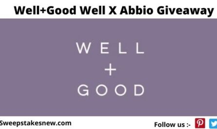 Well+Good Well X Abbio Giveaway