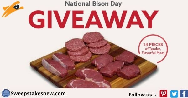 North American Bison National Bison Day Giveaway