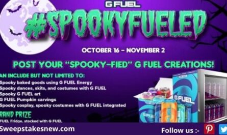 GFUEL Spookyfueled Contest