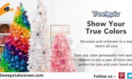 Show Your True Colors Treetopia Secret Santa Giveaway