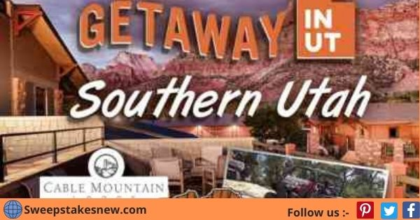 FOX 13 Getaway In Southern Utah Contest