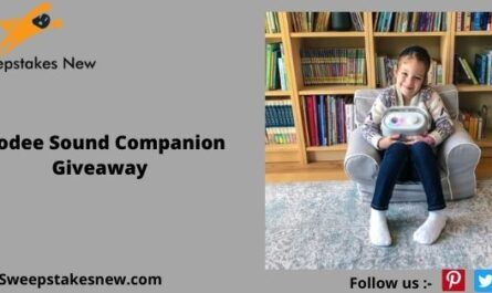 Ellodee Sound Companion Giveaway