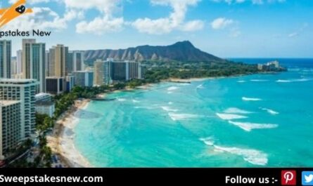 Omaze Tropical Trip To Hawaii Sweepstakes