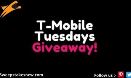 Today's T-Mobile Tuesdays Giveaway