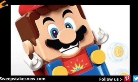 Lego Super Mario Sweepstakes for Kids 6-18
