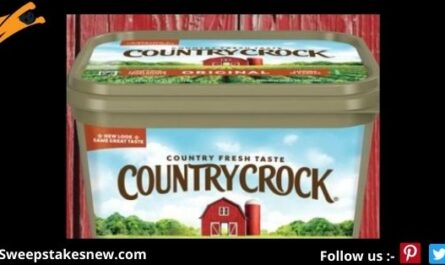 Country Crock Red Barn Sessions Sweepstakes