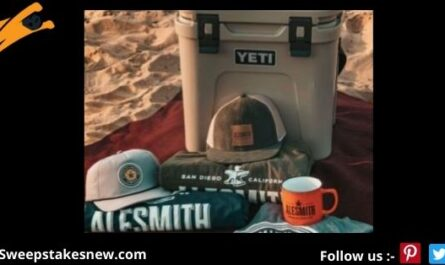 AleSmith End Of Summer Sweepstakes