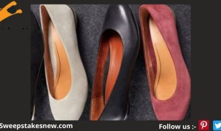 Vionic Shoes Fall In Love Giveaway