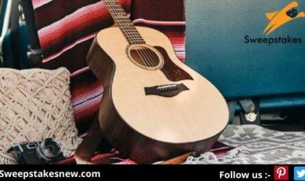 Taylor Guitars Serious Fun GTe Sweepstakes