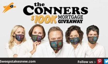 The Conners $100K Mortgage Giveaway