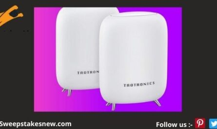 KnowTechie TaoTronics Mesh WiFi Router Giveaway