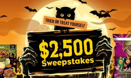 Tasty Rewards Trick or Treat Sweepstakes