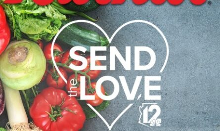 12 News And BASHAS Send The Love Sweepstakes
