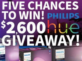 Do It Best $2,600 Philips Hue Giveaway