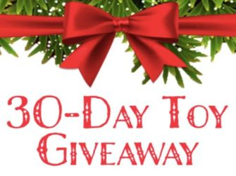 Red Tricycle's 30-Day Toy Giveaway