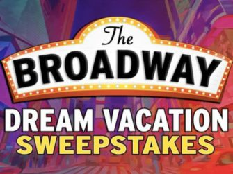Broadway Records Dream Vacation Sweepstakes